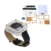 DIY LED Digital Rohr elektronische Uhr DIY Kit