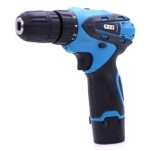 Rechargeable Electric Drill Cordless Screwdriver Set 12V Single Speed