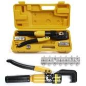 Attrezzo idraulico di piegatura Pinza idraulica idraulica Strumenti di compressione idraulica Gamma YQK-70 4-70㎜² Pressione 6T