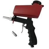 Portable Gravity Pneumatic Set Home DIY Mini Blasting Device 90psi Sandblaster Antirust Adjustable Sandblasting Machine SY-7365R