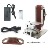 Vertical Sand-belt Machine, Mini Sand-belt Machine, DIY Polishing and Polishing Machine, Fixed-angle Sharpener Table Cutting Edge Machine