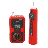 NF-803A Network Cable Tester for Ethernet LAN Cable Landline Phone Wire Testing Tool