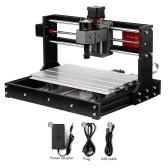 Versione di aggiornamento Mini macchina CNC CNC 3018 Pro GRBL Control DIY