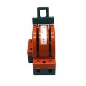 Portable Mini Switch Safe Impetus 63A 220V 2P Dual Impetus manuel commutateur de transfert