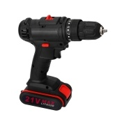 21V Multifunctional Electric Impact Cordless Drill High-power Lithium Battery Wireless Rechargeable Hand Drills Home DIY Electric Power Tools