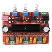 TPA3116D2 50W*2+100W 2.1 Channel Digital Subwoofer Power Amplifier Board DC12V-24V