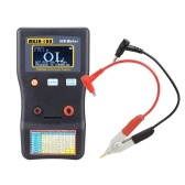 MESR-100 ESR Capacitance Ohm Meter Professional Measuring Capacitance Resistance Capacitor Circuit Tester with SMD Test Clip