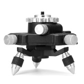 360° Rotatable Aluminum Alloy Bracket Base 1/4