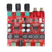 TPA3118 2.1-канальный цифровой стерео Сабвуфер Усилитель мощности 2 Board * 30W + 60W DC12V-26V