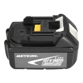 Meterk BL1850 18V 5.0Ah Power Tools Battery High Capacity Recharcheable Lithium replacement Battery Pack for MAKITA