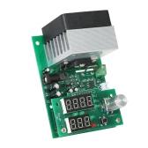 Multifunktions-Konstantstrom Elektronische Last 9,99 A 60W 30V Entladungsstromversorgung Batterie-Kapazität Tester Modul