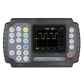 Handheld Digital Storage Automotive Oszilloskop Multimeter LCD TFT Display 2 Kanäle 10 MHz Bandbreite 100 MSa / s Abtastrate