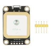 Contrôleur de vol du module GPS NEO-6M APM2.5 avec EEPROM 3.3-5.5V Micro USB + Antenne