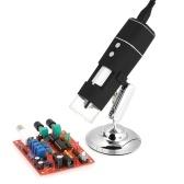 Microscope portatif sans fil de grossissement de LED Digital 1000X