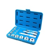 17PCS Bearing Race Seal Adaptateurs de conducteur Master Tool Set