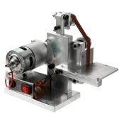 多機能グラインダーミニ電動ベルトサンダーDIY研磨研削盤カッターエッジシャープナー