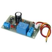 Controlador de nivel de líquido Módulo de sensor de detección de nivel de agua 9-12V CA o CC 12-15V Controlador de relé Interruptor Automatización Detección Bomba Tanque Controlador de nivel de agua Controlador de nivel de agua