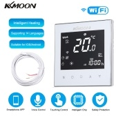 KKmoon Digital Underfloor Heating Thermostat for Electric Heating System Floor & Air Sensor