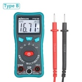 KKmoon Compact Handheld True RMS Auto-Ranging AC/DC DMM Digtal Multimeter Voltage/Resistance/Continuity Non-Contact Voltage/Capacitance/Diode Tester Detector Checker Meter with Flashlight Backlight Buzzer for Electrician