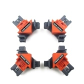 Woodworking 90 Degrees Right Angle Clamp Clip Quick Fixing Picture Frame Corner Clamps