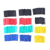 1060pcs Heat Shrink Tubing Ratio 2:1 Wire Cable Sleeve Kit Insulation Shrinkable Tube