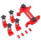 9pcs Main Camshaft Timing Kit Car Engine Timing Belt Disassembly Locking Tool Refrain Damage to Engine