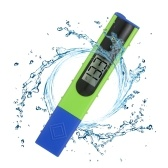 Pen-Type PH Meter Digital PH Tester Detection 0-14 PH Measurement Range High Accuracy For Water Quality Test Household Drinking Water Swimming Pools