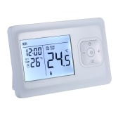 LCD Digital Heating Thermostat Programmable Wall-mounted Furnace Wifi Thermostat