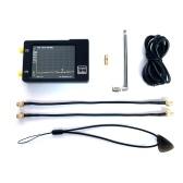 tinySA Handheld Two Inputs Tiny Spectrum Analyzer 2.8 Inch Touching Display Screen Spectrum Analyzers with 100KHz-350MHz Input Frequency Range