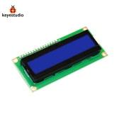 """Brand New Keyestudio 1602 I2C Modul kompatibles Board für Arduino - 2.6 """"LCD-Grün + Schwarz"""