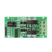 """DC5V〜27V 5A DCモータドライバボードモジュールリバーシブルスピードコントロール """"H""""ブリッジPWMシグナルコントローラ"""