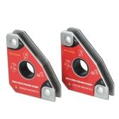2pcs multi-angle mini aimant de soudage néodyme magnétique pince titulaire 30 ° / 60 ° / 45 ° / 90 °