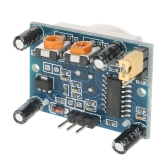10pcs HC-SR501 IR Pyroelectric infravermelho IR PIR sensor de sensor de sensor módulo