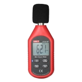UNI-T UT353BT Mini LCD Digital Sound Level Meter Instrumento de medición de ruido Decibel Monitoreo Tester 30-130dB