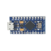 Arduino Pro Micro用2行ピンヘッダー付きAtmega32U4 5V / 16MHzモジュール基板