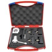 Mini Quick Change Tool Tornio Portautensile Portautensile Vite Kit Set Boring Bar Girando la chiave del supporto