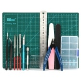 DIY Basic Tools Craft Set Hobby Model Building Kit Grinding for Gundam