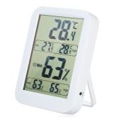 デジタル屋内温度計湿度計°C /°F最小/最大記録コンフォートインジケーターディスプレイ温度湿度モニターゲージ温度湿度計