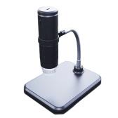2.0MP Многофункциональный Беспроводной Микроскоп WI-FI Портативные Электронные Микроскопы высокой четкости с 8 Регулируемой Яркостью LED Огни