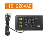 W3230 Mini Digital Temperature Controller LED Display Thermostat Regulator AC110V-220V 20A Temperature Control Switch Sensor Meter