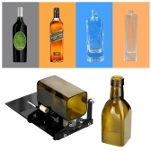 Glass Bottle Cutting Tool Upgrade Version Square and Round Wine Beer Glass Sculptures Cutter