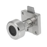 T21 Smart Fingerprint Lock Serratura elettronica del cassetto Serratura biometrica senza chiave per armadietto Serratura ricaricabile USB per ufficio domestico
