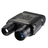 NV400B Digital Night-Vision Binocular-Telescope I-R LED Camorder 3.5X-7X Zoom Mini Night Observation Device para Nighthunting