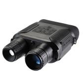 Цифровой бинокль-телескоп ночного видения NV400B I-R LED Camorder 3.5X-7X Zoom Mini Устройство ночного наблюдения для ночной охоты