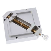 90*90mm Portable Aluminum Diagonal BGA Reball Reballing Station Rework Stencil Base Holder Kit