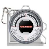 KKmoon Магнитный угловой искатель Локатор Мини-инклинометр Измерительный инструмент Транспортир Измеритель уровня наклона Двухуровневый пузырьковая спина Сравнительная таблица