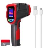 NF-521サーマルイメージャーポータブル赤外線カメラデジタルディスプレイ加熱検出器ハンドヘルド温度イメージングイメージャー