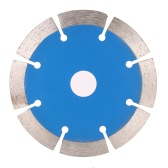 114*1.8*20mm Dry Cutting Segmented Diamond Saw Blade with Cooling Holes 20mm Inner Diameter Stone Cutting For Angle Grinder Architectural Engineering Architect