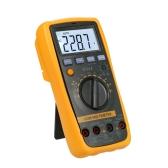 Vici Auto Range Многофункциональный цифровой мультиметр DMM с CMOS TTL Logic Detector DC AC Напряжение Ток измерения тока Сопротивление Частота Диод Тестер температуры Транзистор hFE Измерение Многопроцессорный тест непрерывности Подсветка 4000 ЖК-дисплей