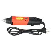 240W多機能電動研削盤ドリル6スピード可変速度研磨機粉砕彫刻用回転ツールAC220V